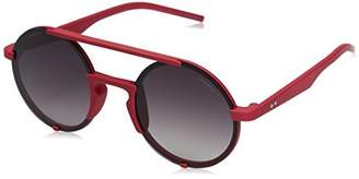Polaroid Unisex PLD 6016/S 8W ABA Sunglasses, Red Grey Sf Pz