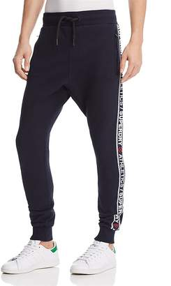 Superdry Logo Stripe Jogger Sweatpants