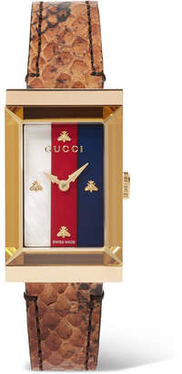 bb4bb5b70ff Gucci G-frame Watch - ShopStyle UK