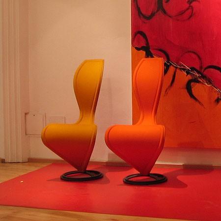 Cappellini - cappellini s-chair by tom dixon