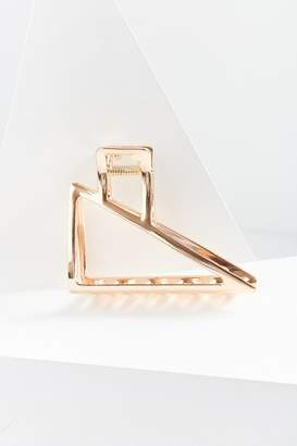 Urban Outfitters Open Geometric Claw Clip