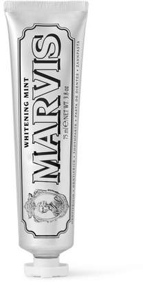 Marvis Whitening Mint Toothpaste, 2 X 75ml
