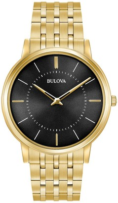 Bulova Men's Classic Ultra Slim Stainless Steel Watch - 97A127