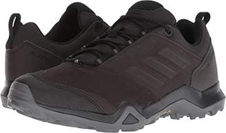 adidas outdoor Men's Terrex Brushwood Leather Night Brown/Grey Five