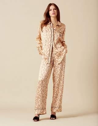 Agent Provocateur Catalyna Pyjama Bottom Pink