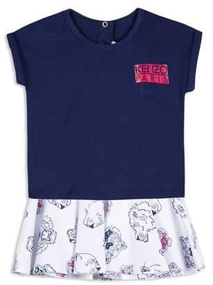 Kenzo Girls' Tiger Tee & Skirt Set - Baby