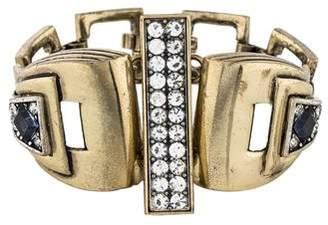 Lulu Frost Crystal Link Bracelet