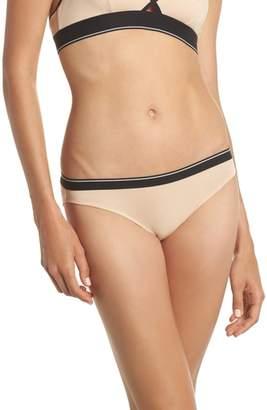 Madewell Stripe Bikini
