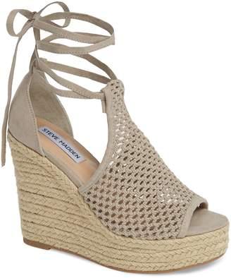 dc07c17e80cd Steve Madden Brown Platform Sandals For Women - ShopStyle Australia