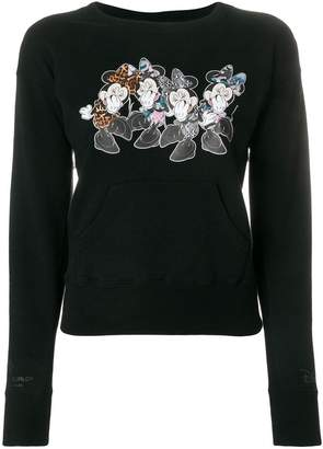 Marcelo Burlon County of Milan minnie mouse sweatshirt