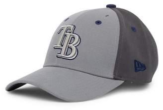 New Era Cap Tampa Bay Rays Gray Pop Cap