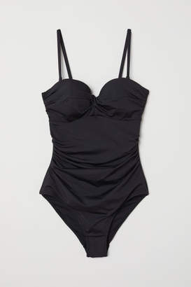 H&M Shaping Swimsuit - Black