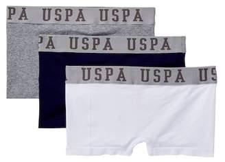 U.S. Polo Assn. Seamless Boyshort - Pack of 3