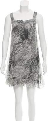 Givenchy Silk Mini Dress