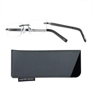 bc1df88f6e2 Foster Grant Men s Bradley Reading Glasses