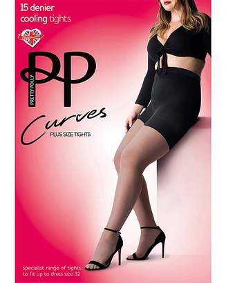 fa956ad1cb1 Pretty Polly Curves Sheer Cooling Tights