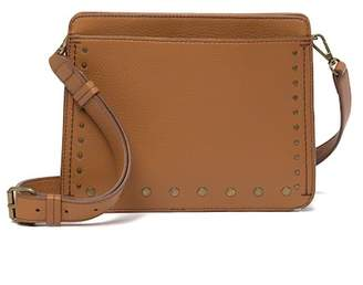 Lucky Brand Ceto Leather Crossbody Bag