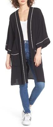 Women's Leith Kimono Jacket $79 thestylecure.com