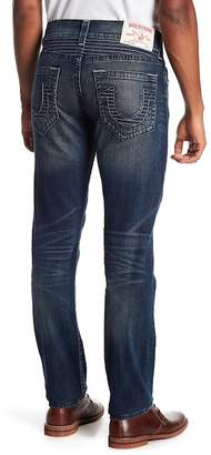 True Religion Distressed Slim Fit Jeans