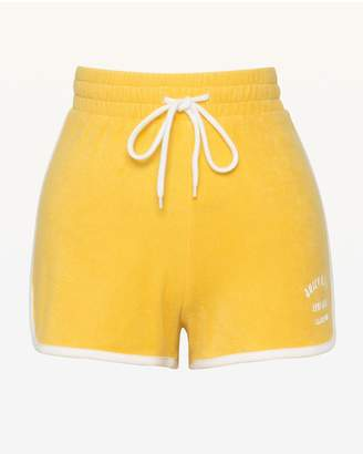 Juicy Couture JXJC Juicy Ultra Logo Microterry Short