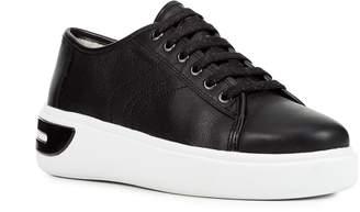 Geox Ottaya Leather Sneaker