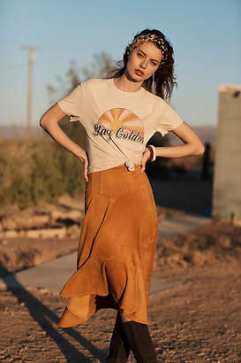 Show Me Your Mumu Stay Golden Graphic Tee