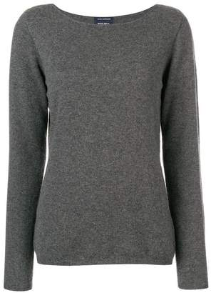 Woolrich square neck sweater