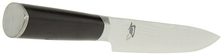 "Shun Classic 9"" Slicing Knife With Hollow Ground Blade"