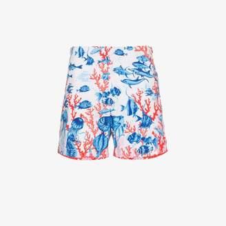 5a700eaa6f Orlebar Brown Bulldog fish print swim shorts