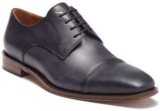 BROLETTO Mr. Milano Leather Cap Toe Derby
