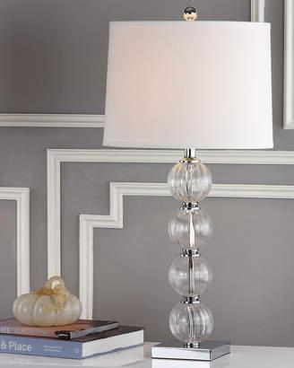 Safavieh Amanda Stacked Spheres Table Lamps, Set of 2