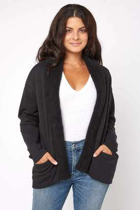 Z Supply Sherpa Cocoon Cardigan