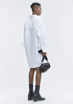 Alexander Wang LONG SLEEVE SHIRTDRESS Short Dress