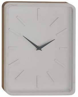 George Oliver Varney Vintage Rectangular Wall Clock
