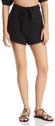 Show Me Your Mumu Hadley High-Waist Shorts