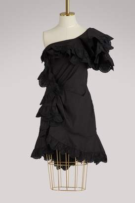 Isabel Marant Jiska ruffled dress