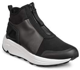 HUGO Zip Front Sneakers