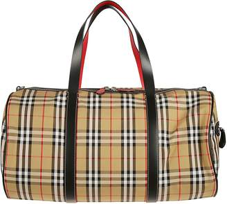 Burberry Large Vintage Check Holdall