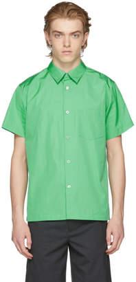 A.P.C. Green Pocket Shirt