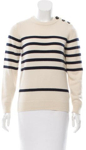 MiH Striped Cashmere Sweater w/ Tags
