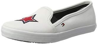 Tommy Hilfiger S3285ammie 22d, Girls' Low-Top Sneakers,(37 EU)