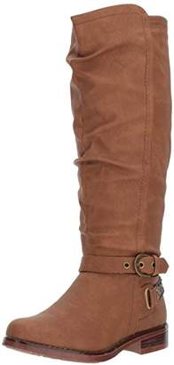 XOXO Women's Masterson Wc Riding Boot