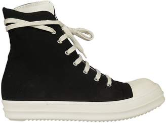 Drkshdw Rick Owens Lace-up Hi-top Sneakers