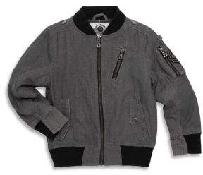 Urban Republic Little Boy's Cotton Woven Bomber Jacket