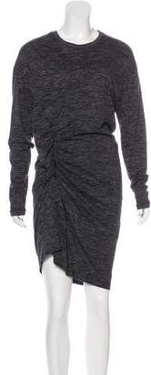 Etoile Isabel Marant Long Sleeve Knee-Length Dress