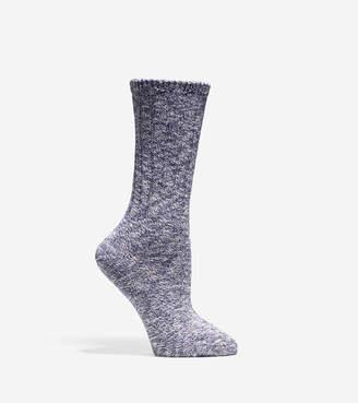 Cole Haan Turn Cuff Crew Socks
