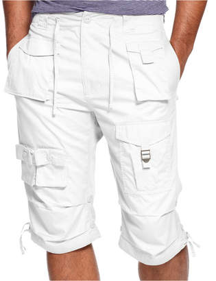 "Sean John Men Big & Tall 15"" Classic Flight Cargo Shorts"