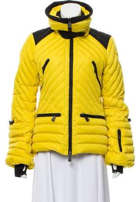 Moncler Clyde Down Jacket Yellow Clyde Down Jacket
