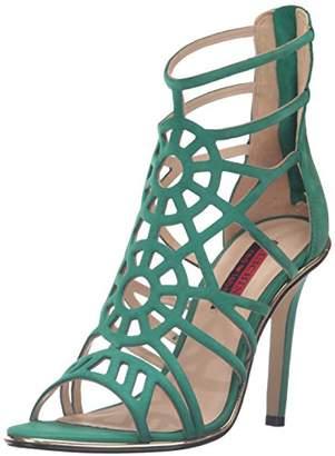 Luichiny Women's Ask a Girl Dress Sandal