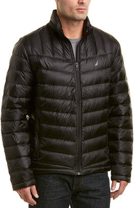Nautica Lightweight Down Jacket